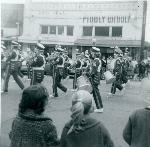 Remember our Logansport High School Marching Band and the Piggley Wiggley on Main Street