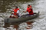 Canoe Races on the Sabine River 2