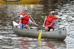 Canoe Races on the Sabine River 3