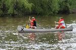 Canoeing on the Sabine River City Fest
