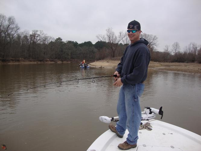 Sabine River Fishing 01
